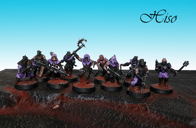 Emperors Children Cultists Chaos