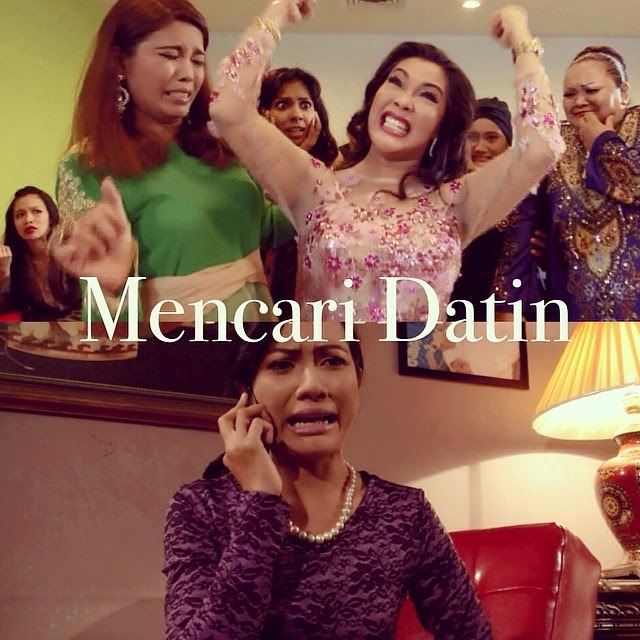 Mencari Datin 2014 Telemovie