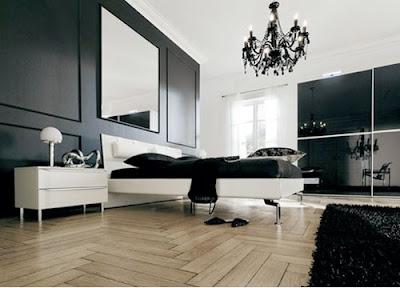 Decoraci n dormitorios modernos para adultos con espejos - Dormitorios modernos para adultos ...