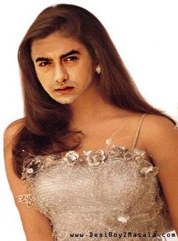 Amir Khan Funny Girl
