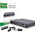 Dvr 8 canali full d1 h. 264 video dvr registratore con HDMI.