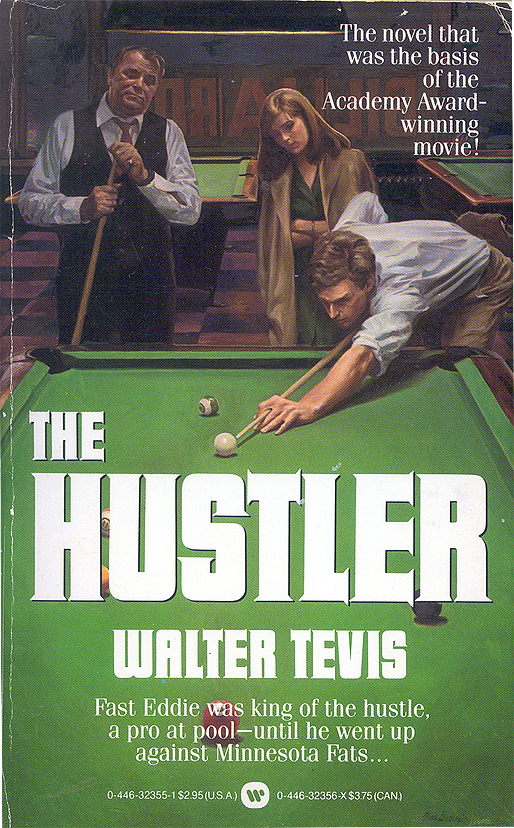 Walter + the hustler + the color of money
