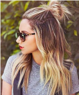 Bun Crown Hairstyles For Girls