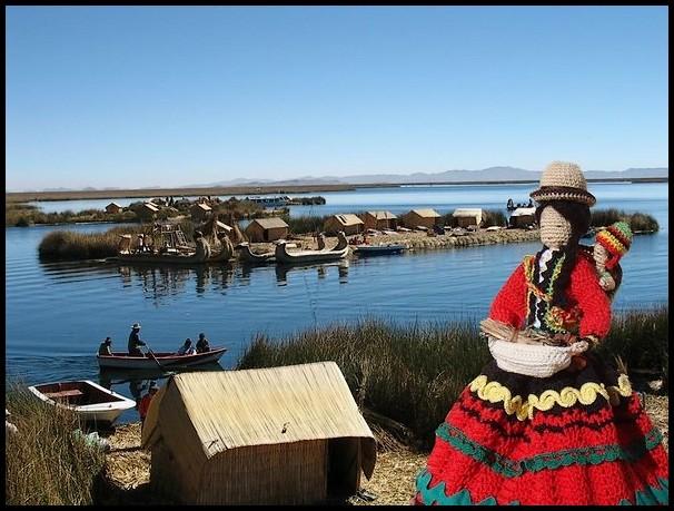 Poupée Bolivienne