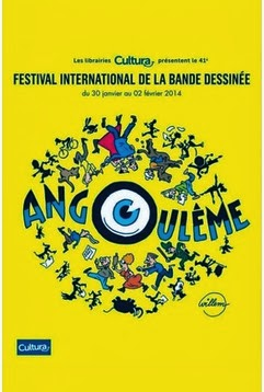 Festival de BD à Angoulême