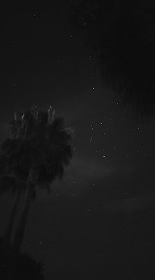 Orion Constellation in Cathedral City 12-4-15