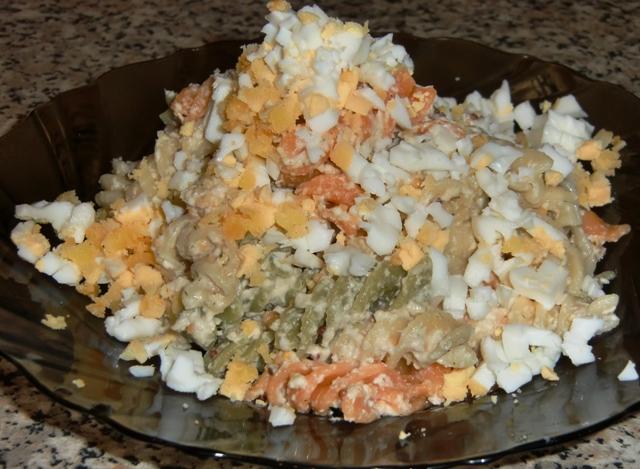 люблю готовить рецепты с фото салатов