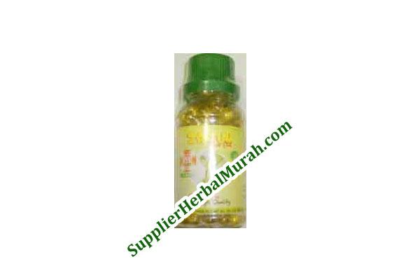 Minyak Zaitun Extra Virgin 100 Kapsul Ghaza Herbal