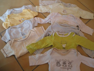 vetements bebe d'occasin