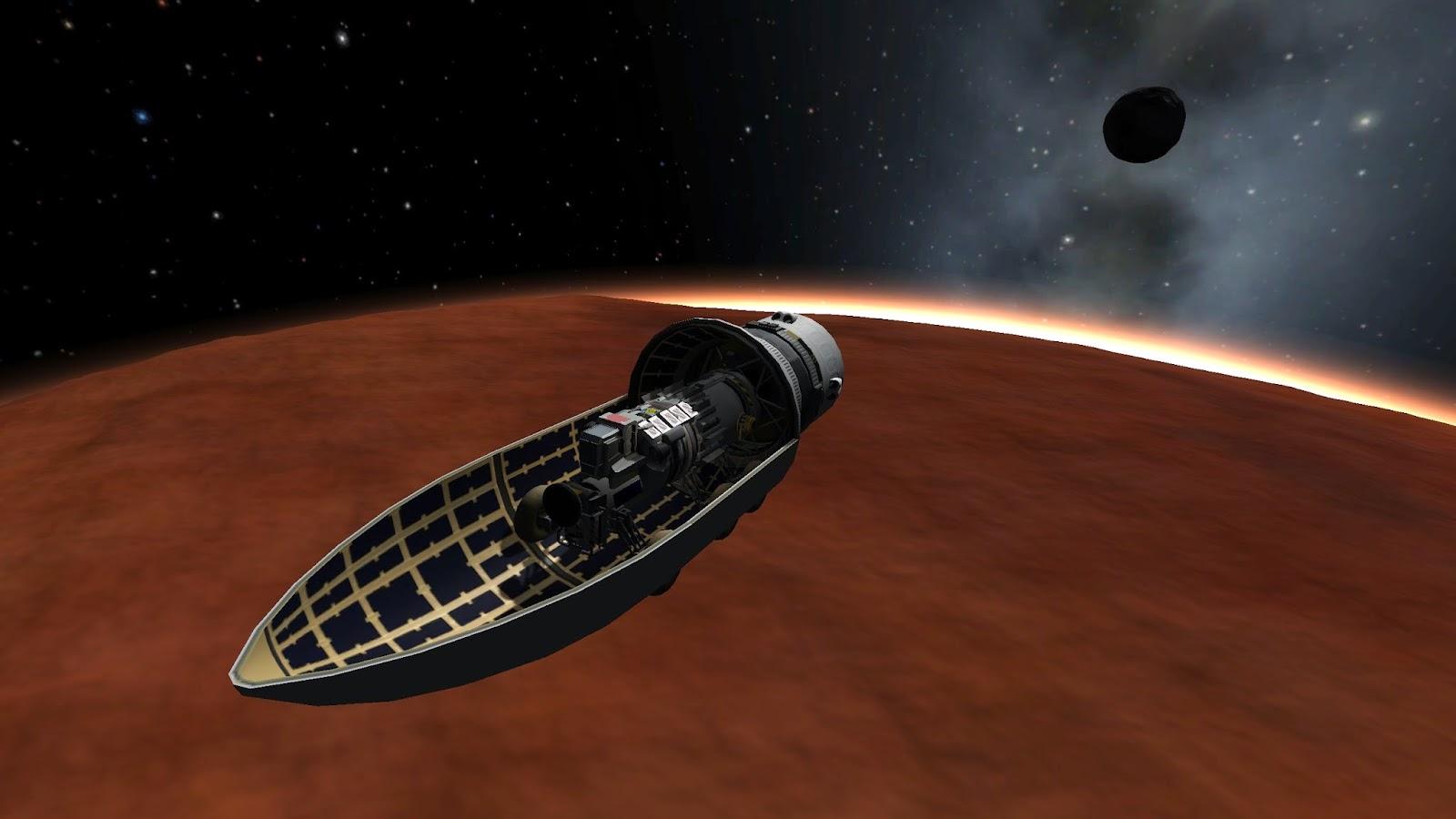 Trojan S Ksp Missions Mars One Spacex Duna Colony Mission