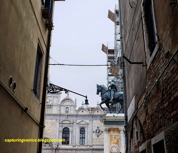 Calle del Verrocchio capturingvenice.blogspot.com