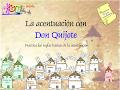 Acentuación con D. Quijote