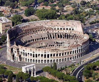 Visita Roma, Italia