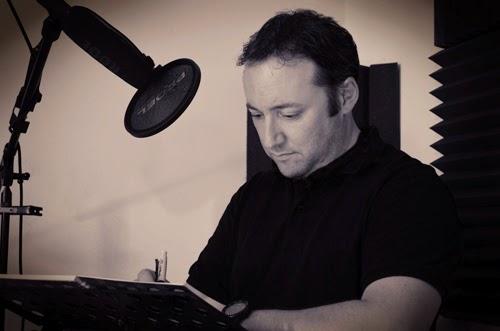 Wayne Farrell reading Haunted Melody by J. Kent Holloway