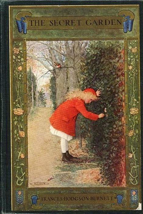 Christmas Reading list The Secret Garden by Francis Hodgson Burnett