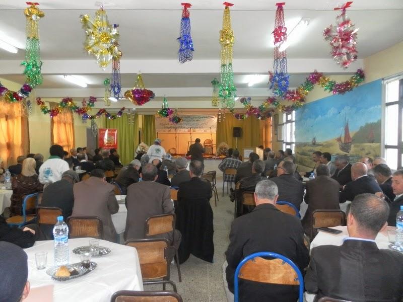 سلا: ثانوية سيدي محمد الإعدادية بالسهول، تكريم للمديرين بطعم التقدير والاعتراف