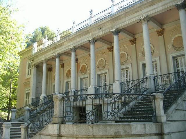 Exposiciones en madrid el jard n del capricho en madrid for Jardin historico el capricho paseo alameda de osuna 25