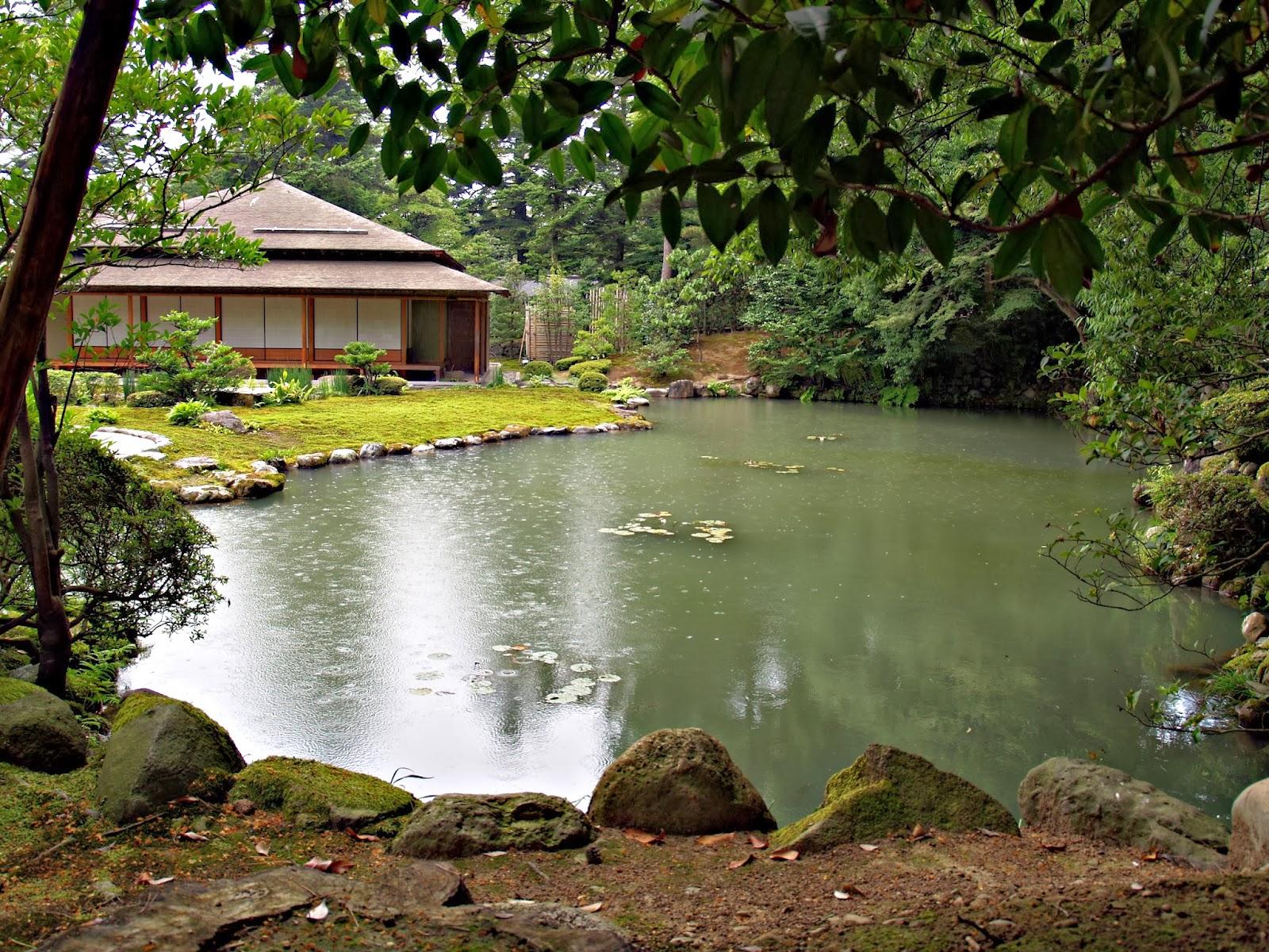 Apuntes de viajes kanazawa jardines geishas samur is y for Jardin kokoen