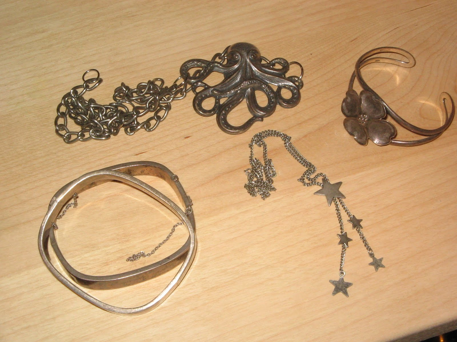 spring cleaning cleaning tarnished jewelry crafted love