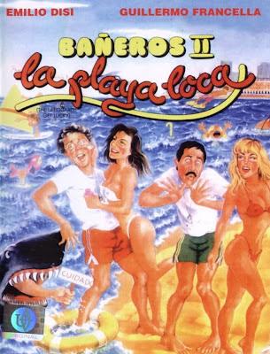 descargar Bañeros 2: La Playa Loca – DVDRIP LATINO