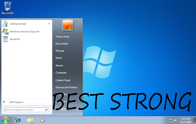 Where can I download the Windows 7 starter ISO