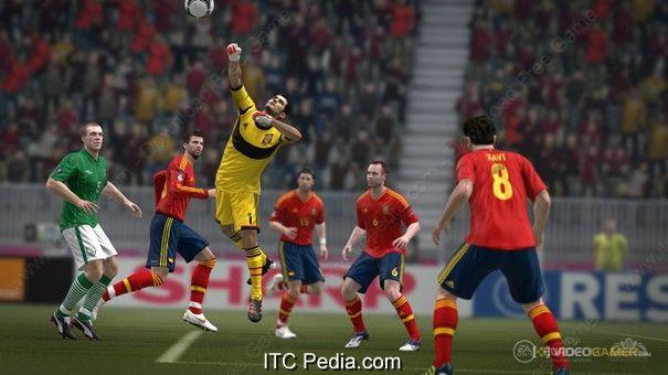uefa euro 2012 game release date