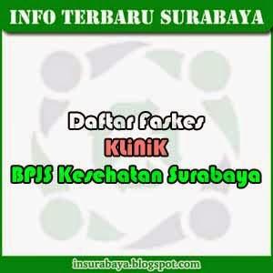 Daftar Faskes Klinik BPJS Kesehatan Surabaya