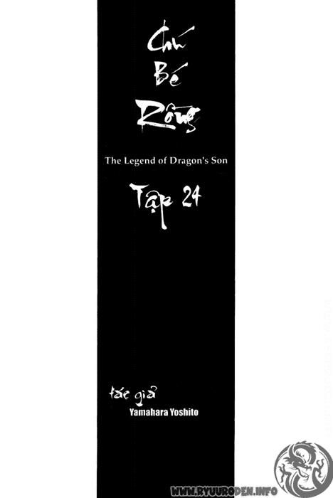 Chú Bé Rồng - Ryuuroden chap 92 - Trang 2