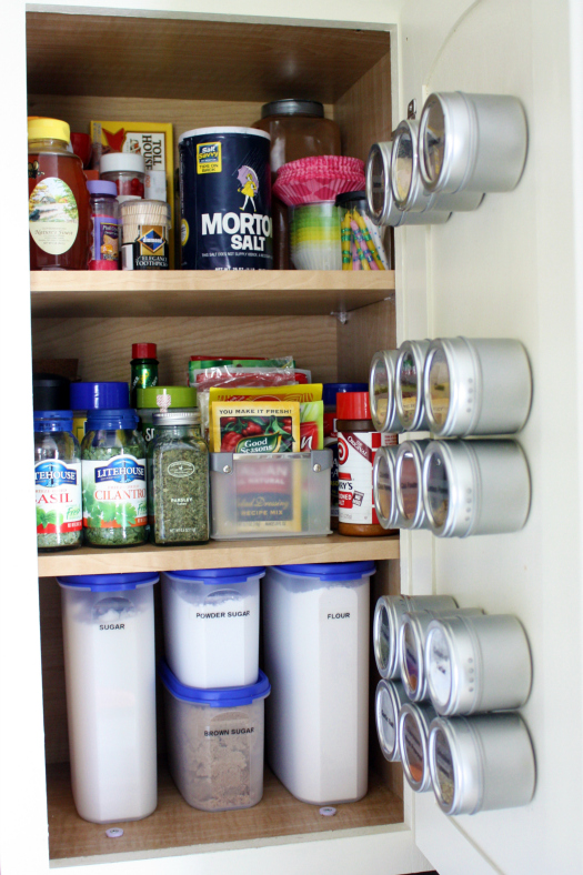 delightful Organized Kitchen Cabinets #8: IHeart Organizing