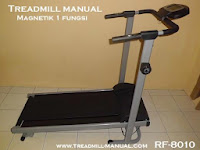 Treadmill Manual 1 Fungsi