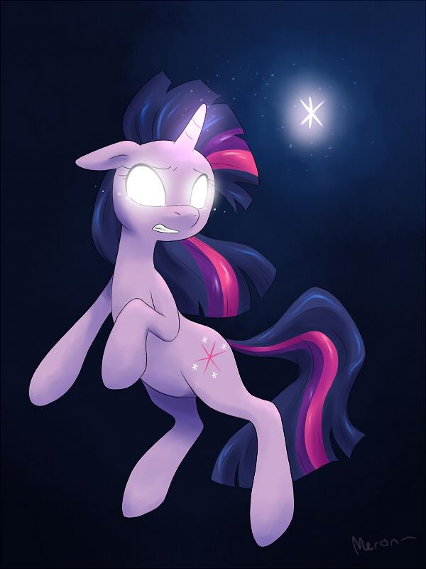 Terminate the ponys - Page 3 59740+-+Magic+artist+meroni+twilight_sparkle