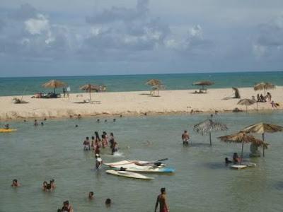 Praia Bela em Pernambuco
