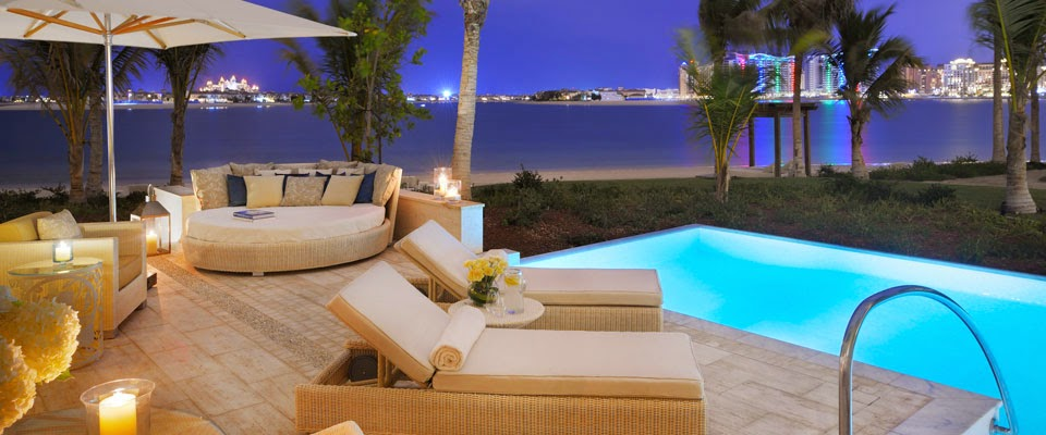Dubai (Emirati Arabi Uniti) - One & Only The Palm 5* - Hotel da Sogno