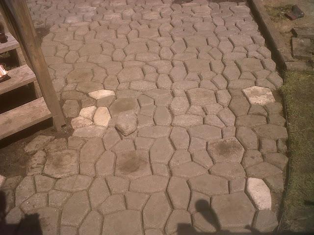 Concrete Patio Molds Pavers Over Concrete Patio Patio Design Ideas