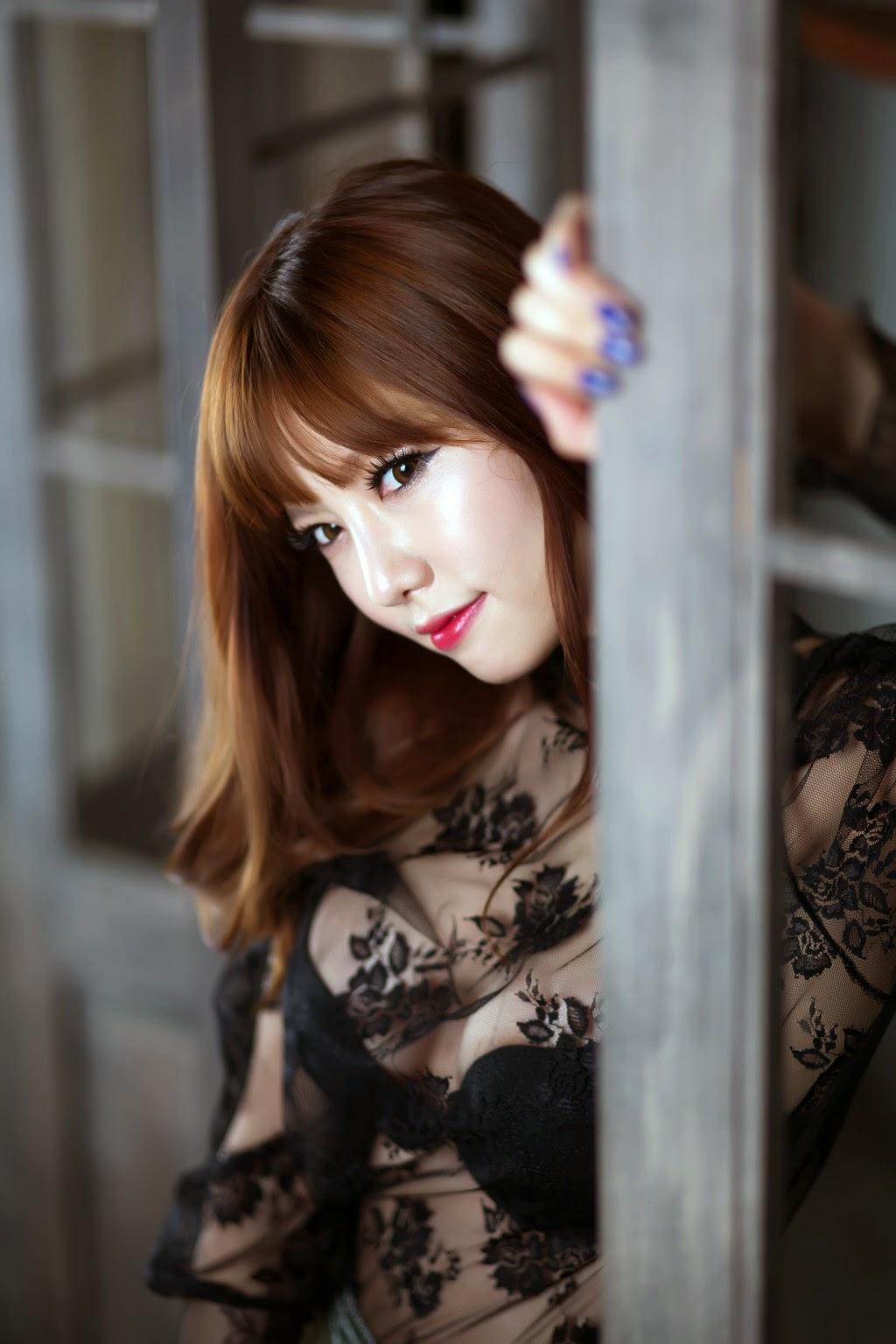 5 Han Min Young - Look Through My Window - very cute asian girl-girlcute4u.blogspot.com