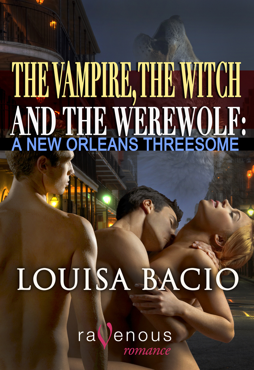 The+Vampire,+The+Witch+and+The+New+Orleans+Threesome During the night, I saw an old woman taking care of the two kids, ...