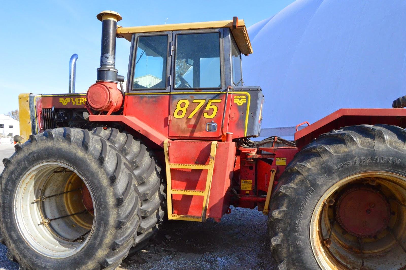 Industrial History: Versatile Farm Tractors