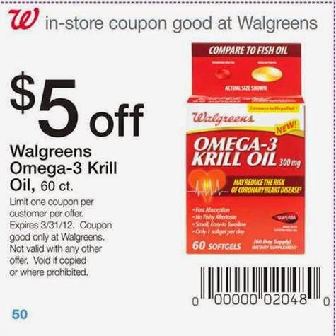 Walgreens coupons codes