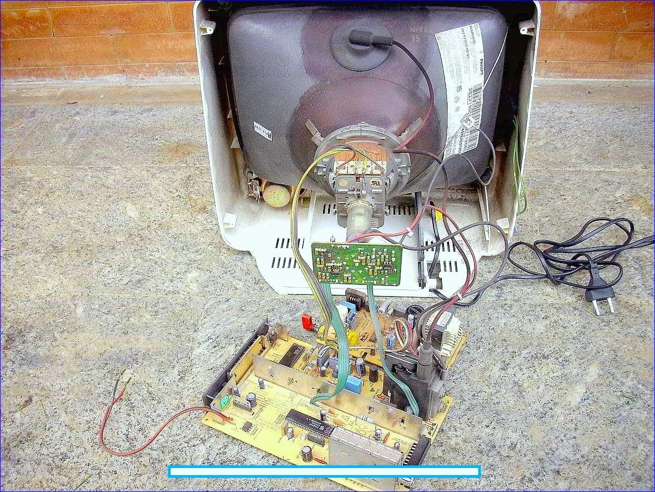 Electro Help  Mivar 14m4 - Color Tv