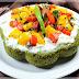 Spinach Dhokla Recipe (Spinach Dhokla Cake) (पालक ढोकला रेसीपी)