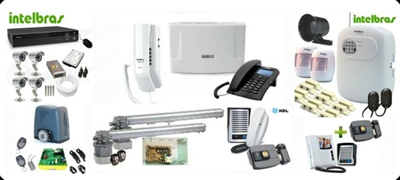 As Melhores Marcas em Segurança Eletrônica