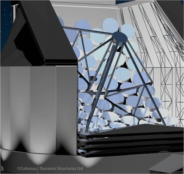 Colossus Telescope Concept