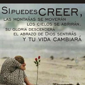 Si puedes creer