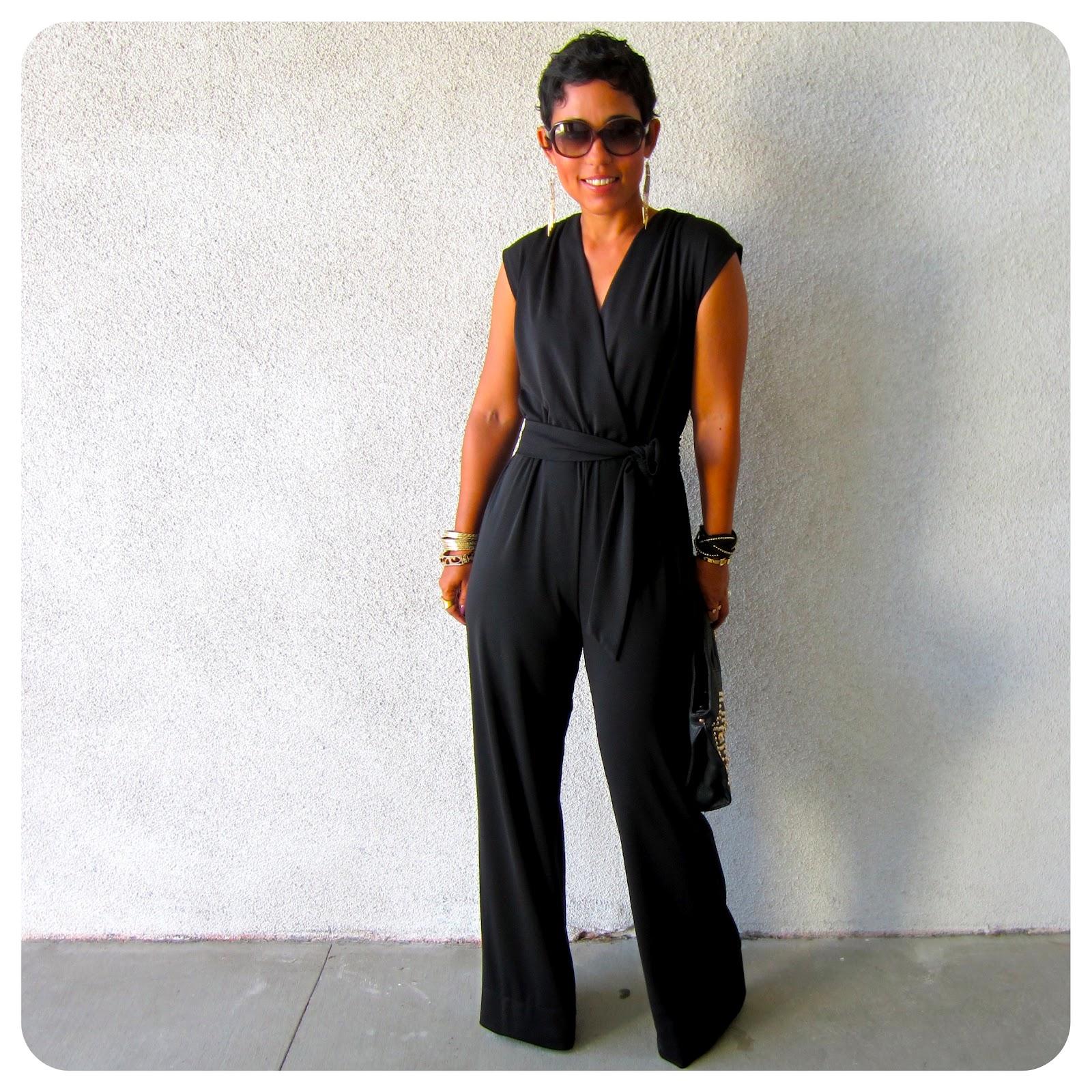 diy jumpsuit diy black jumpsuit pattern review mccall 6083 get the