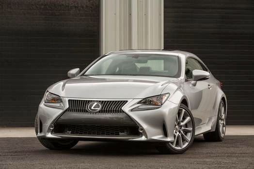 New Lexus RC 350 is molten hot, and more