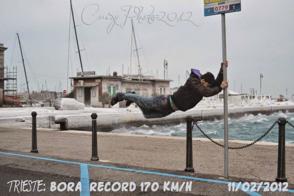 Trieste Bora