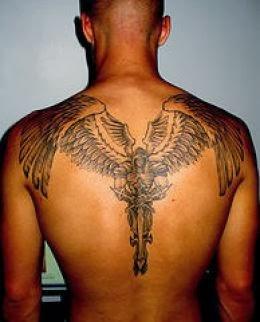 Tatuagens de Anjos
