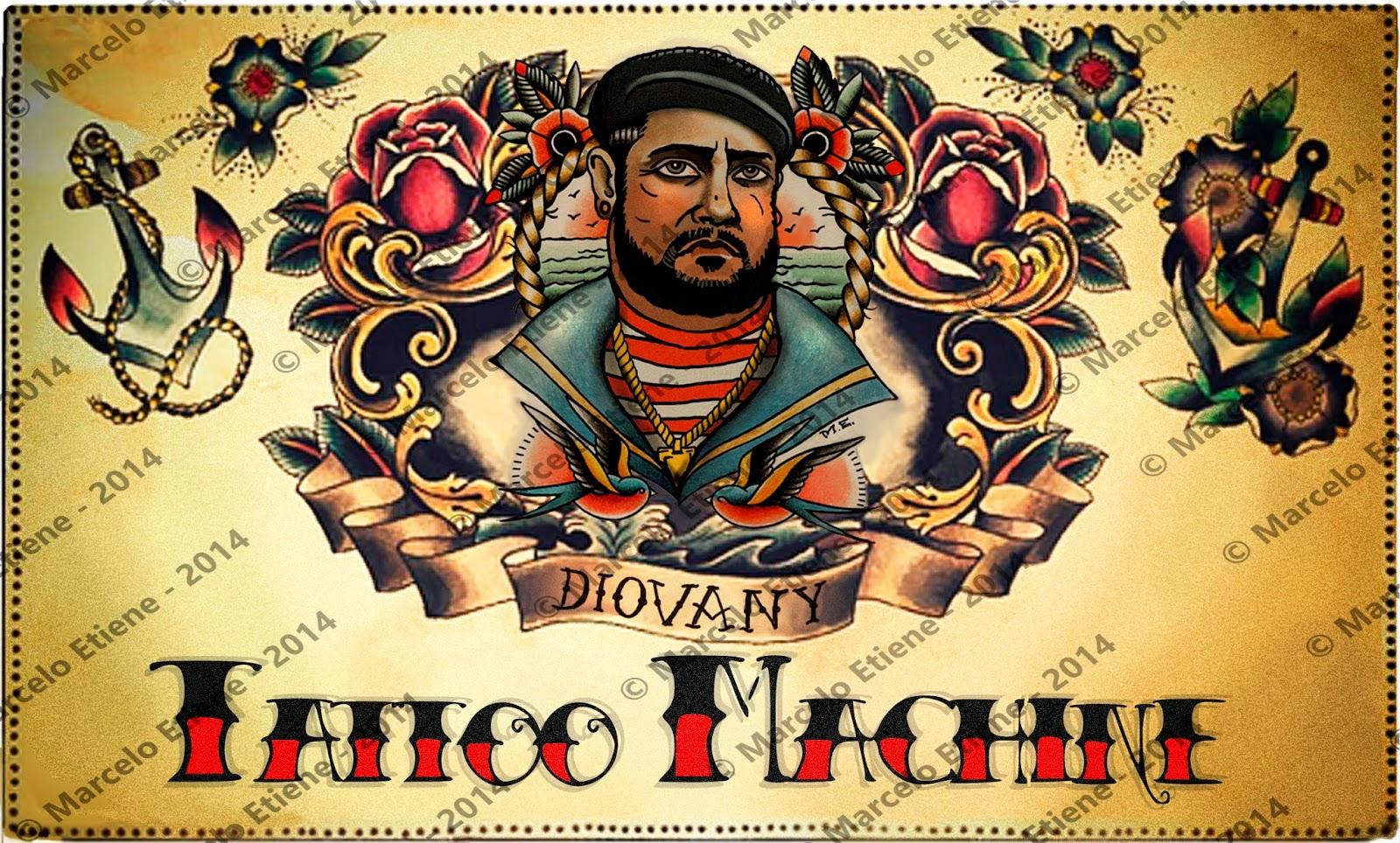 Diovany Tattoo