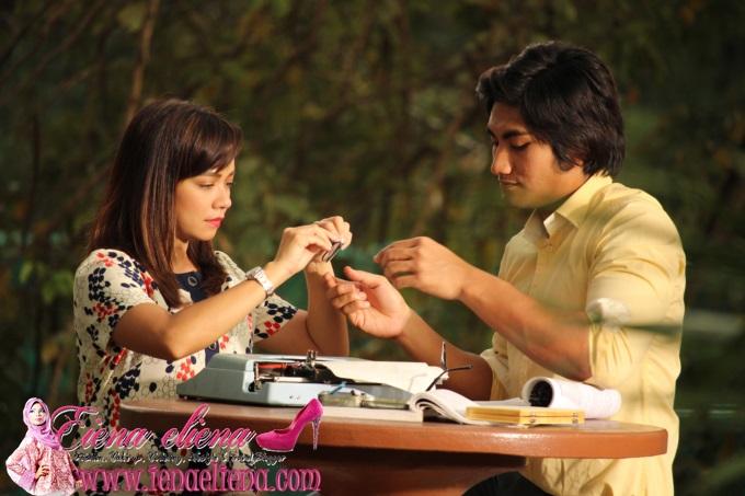 Antara babak romantik dalam Chowrasta