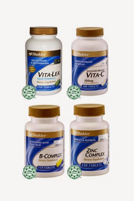 vitamin berpantang